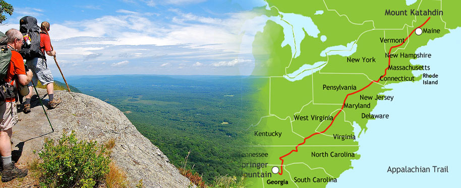 Appalachian Trail Travel Guide - A Hikers Online Source