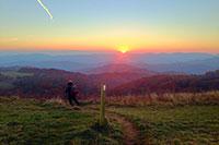 North Carolina Section Appalachian Trail